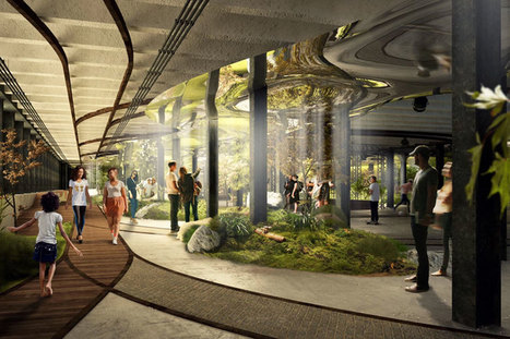 New York is getting a crowdfunded, sunlit underground park | Urbanisme | Scoop.it