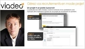 Viadeo vient de lancer une nouvelle version de Viadeo Recruiter   CommunityManagementActus   Scoop.it