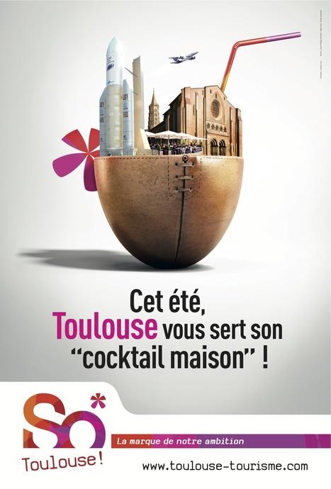 Aujourd'hui, lancement de la campagne d'affichage à l'Aéroport de Toulouse Blagnac ! | So Toulouse | Scoop.it
