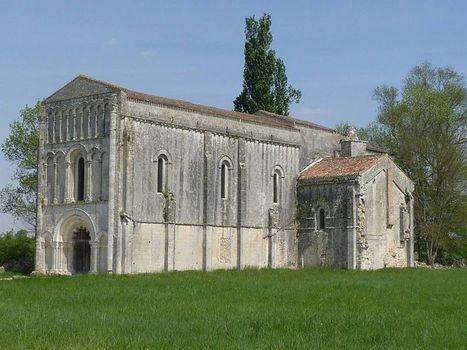 Des mécènes au chevet de l'abbaye de Châtres en Charente | L'observateur du patrimoine | Scoop.it