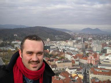 Ljubljana: a Mittel-European dream between a Medieval castle and a gay squat | Gay Travel | Scoop.it