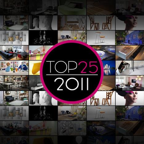 TOP 25 Deco-Design 2011   CRAW   Scoop.it