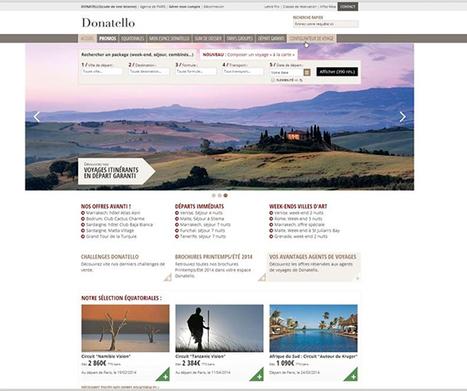Donatello révolutionne son site BtoB avec Libertrip « Atrium : EuraTechnologies | Lille Métropole | Scoop.it