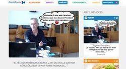Carrefour fait plancher ses clients pour trouver des idées | Communautés collaboratives | Scoop.it