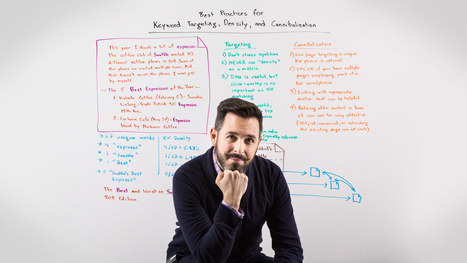 Keyword Targeting, Density, and Cannibalization - Whiteboard Friday | Google Plus and Social SEO | Scoop.it