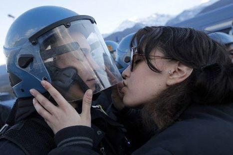 En Italie, la claque après la bise | La vie de la cité | Scoop.it