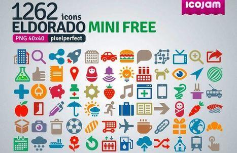 Más de 1200 bellos iconos PNG gratuitos para descargar | Tecnología Educativa Morreducation | Scoop.it