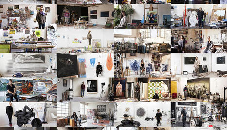 The Studio: The Home of Art | Fair Observer° | Design | Scoop.it