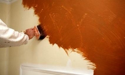 Peindre, coller, enduire : décorer votre intérieur avec des produits naturels | Notre planète pour tous | Scoop.it
