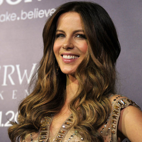 The Secret to Kate Beckinsale's Romantic Waves | Ultratress | Scoop.it