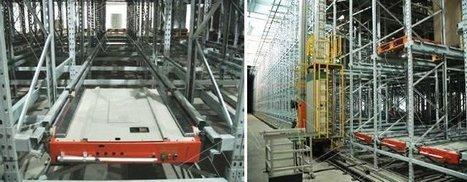 Radio Shuttle Pallet Racking China Wholesale   www.palletcontainerrack.com   Scoop.it