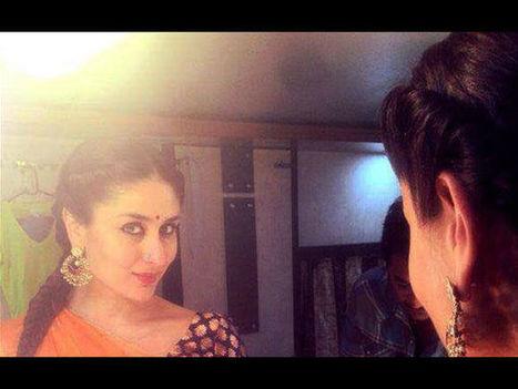 Kareena Kapoor's Look In Bajrangi Bhaijaan Revealed | beauty-lover | Scoop.it