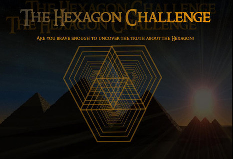 The Hexagon Challenge - An Educational Alternate Reality Game | Tracking Transmedia | Scoop.it