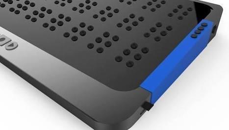 Científicos mexicanos crean tableta que permitirá traducir textos digitales a Braille | Salud Visual (Profesional) 2.0 | Scoop.it