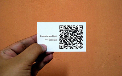 Creative Uses for QR Codes | QR Code Marketing | Scoop.it