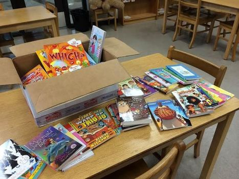 Books Donated to Madison County Third Graders | Tennessee Libraries | Scoop.it