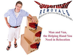 Man and Van, the Helping Hand You Need in Relocation | Super Man Removals Company | Scoop.it