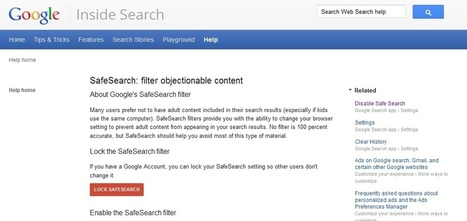 Google SafeSearch Changes Hit the U.K., Australia, New Zealand ... | Specialty Search Engines | Scoop.it