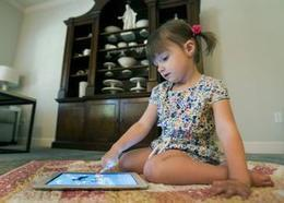 Touchscreens and toddlers: The research is mostly good news - Deseret News | Human condition | Scoop.it