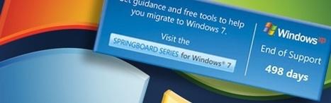 Nedräkningen för Windows XP har börjat - IDG.se | Bloggsnappat | Scoop.it