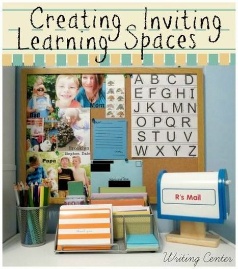 Creating Inviting Learning Spaces | Professional Learning Scoops for Educators | Scoop.it