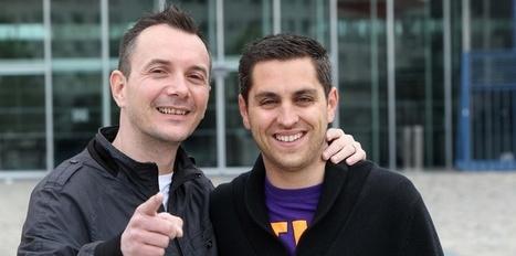 Premier mariage homo : qui sont Vincent et Bruno ?   Bric-à-Brac   Scoop.it