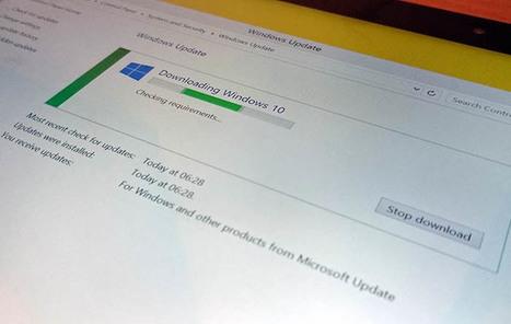 Il est désormais plus facile de savoir ce qui se trouve dans une mise à jour de Windows 10 | Freewares | Scoop.it
