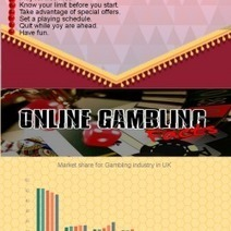 Beginners Guide To online Gambling   Visual.ly   Online Casinos Reviews and Rankings   Scoop.it