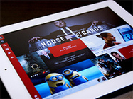 Rethinking Netflix for iPad   Service Design Daily   Scoop.it