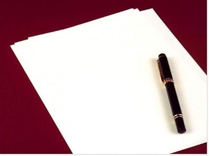 5 trucs infaillibles pour une lettre de motivation réussie - Jobweb | Conseils RH | Scoop.it