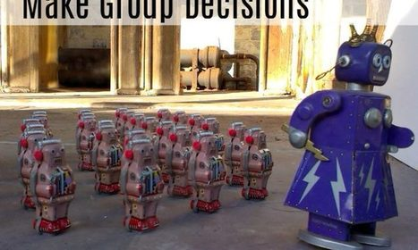 How To Help Teams Make Group Decisions | Girl's Guide to PM | Success Leadership | Scoop.it