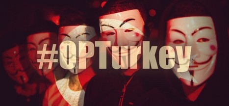 Anonymous Hackers Took Down 400,000 Turkey Sites | anonymous activist | Scoop.it