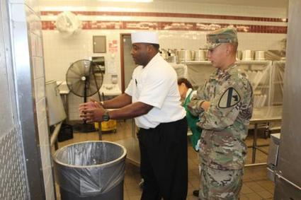 Leftover food waste recycled for compost pilot - Living - Fort Hood Sentinel   Biogas, Compost and Organic Treamtent   Scoop.it