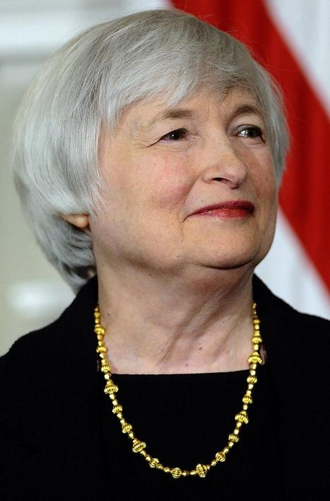 Yellen Is Worried About Housing, What Does That Mean For You? | Real Estate Plus+ Daily News | Scoop.it