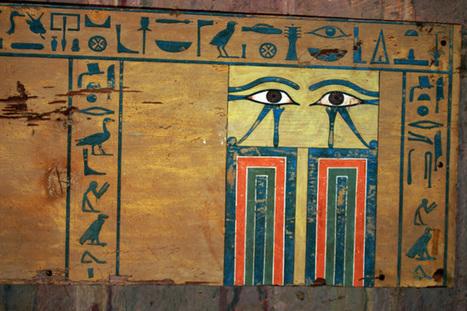 Las tumbas de Asuán que revelan la primacía de las mujeres gobernador | Egiptología | Scoop.it