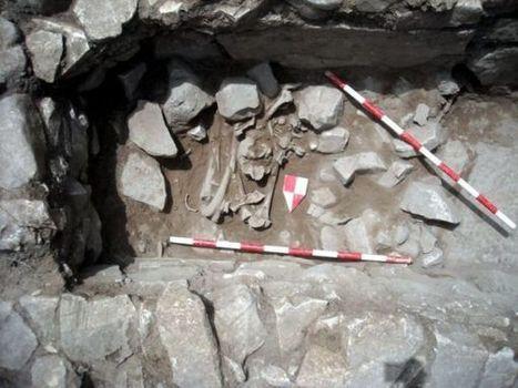 Hallada un tumba de 4.000 años en Terrinches, en perfecto estado de conservación, en su yacimiento BIC Castillejo del Bonete (Ciudad Real) | archaeological findings | Scoop.it
