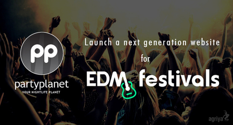 How to launch a next generation website for EDM festivals? | Technology and Marketing | Scoop.it