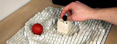 Robotic Tabletop | Heron | Scoop.it