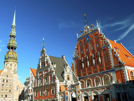 Riga, destination à la mode - Eurotel Group | Voyages | Eurotel Group | Scoop.it