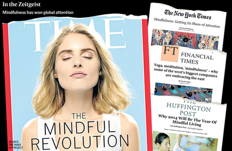 Keep calm and carry interest – business giants embrace mindfulness   The Art of Management & Leadership   Scoop.it