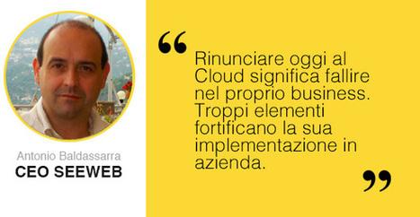 Servizi Cloud in totale sicurezza: la parola al nostro CEO | seeweb | Scoop.it