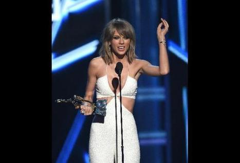The Threat Of Fashion... And Lawsuits... At The MTV Video Music Awards - Forbes | CLOVER ENTERPRISES ''THE ENTERTAINMENT OF CHOICE'' | Scoop.it