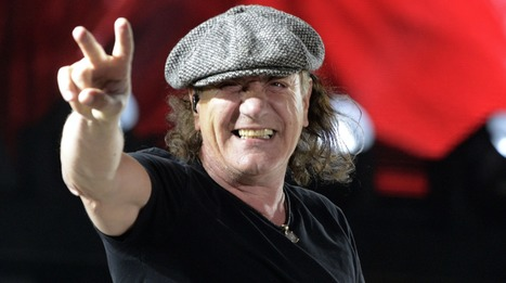 """AC/DC frontman Brian Johnson ordered """"to stop touring immediately or risk total hearing loss"""" 