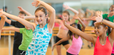 Dancing may help kids develop socio-emotional skills like empathy - Active For Life | Creatively Teaching: Arts Integration | Scoop.it