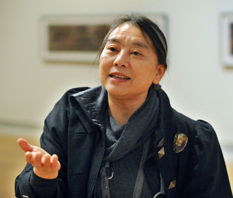 Artist Hung Liu's work blurs history, memory - Contra Costa Times | Creatively Aging | Scoop.it