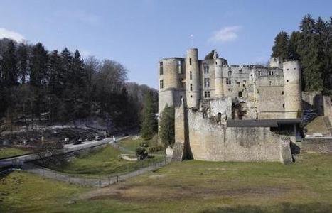 Grande première: le château de Beaufort accessible au public | Luxembourg (Europe) | Scoop.it