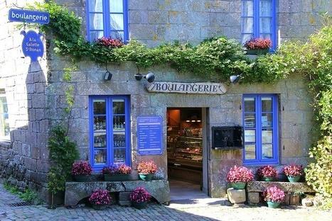 Locronan : un village de granit dans le Finistère | A visiter | Scoop.it