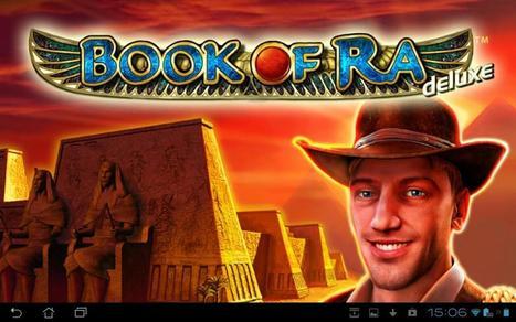 Book of Ra Echtgeld | Book of Ra Slots | Scoop.it