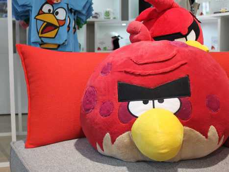 Inside The Mothership Of Angry Birds | Digital-News on Scoop.it today | Scoop.it