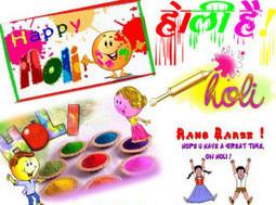 25 Happy Holi Wishes For Greeting Cards - Holidays Celebration | Festival Holidays | Scoop.it